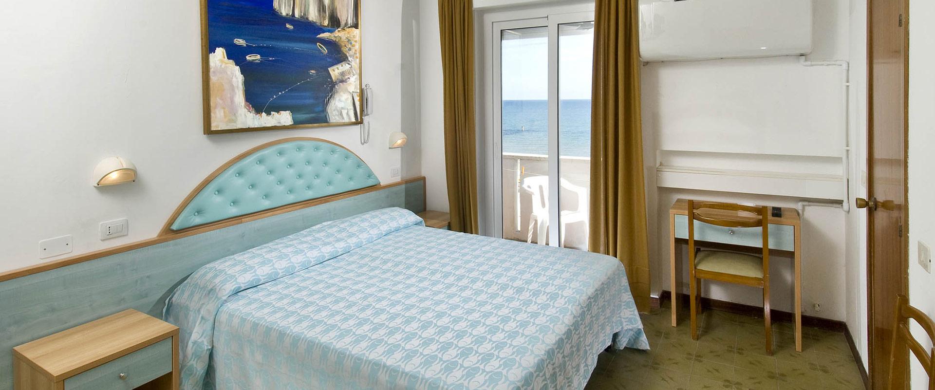 Hotel with beach Torrette di Fano